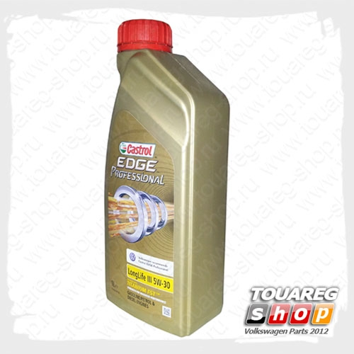 Масло моторное Castrol EDGE Professional Long Life3 (1л.) 5W30