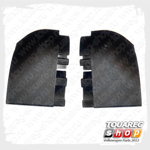 Комплект крышек порога VAG 7L0071980A041
