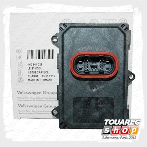 Блок управления адаптивного освещения VAG 4H0941329