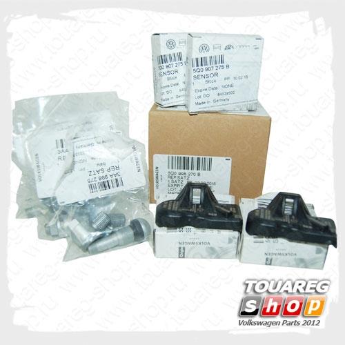 Датчики давления в шинах к-т 4 шт. VAG 5Q0998270D