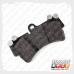 Колодки тормозные передние VAG 7L0698151R