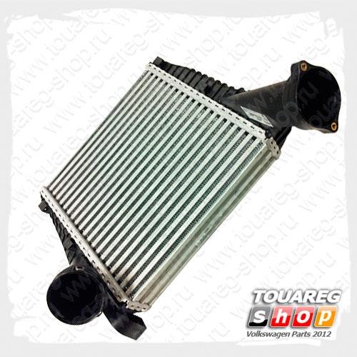 Охладитель наддува воздуха интеркулер VAG 7L6145803F