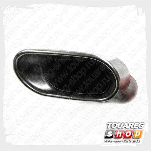 Насадка глушителя правая VAG 7L6253682G