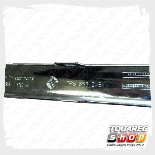 Молдинг переднего бампера центральный VAG 7P68532452ZZ