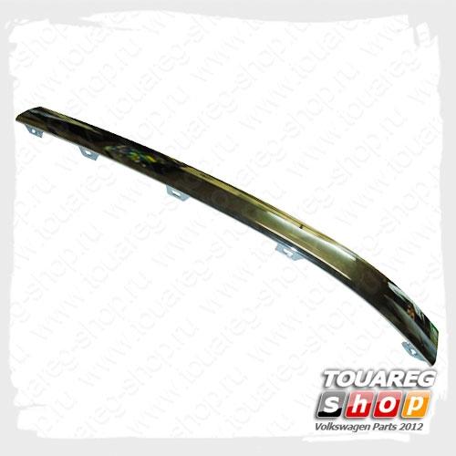 Молдинг переднего бампера правый VAG 7P68532542ZZ