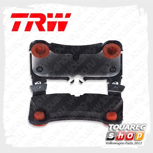 Колодки тормозные задние Trw GDB1775