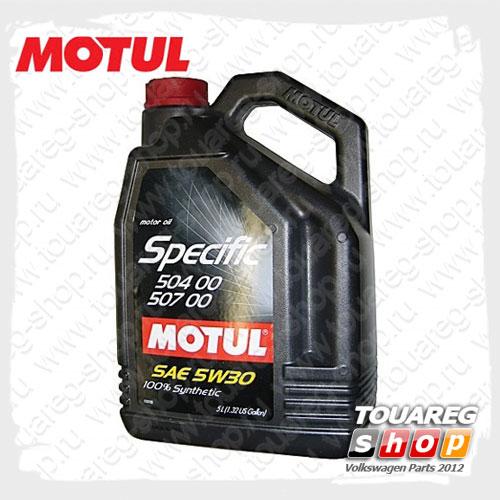 Масло моторное Motul Specific 5W30 (5л.)