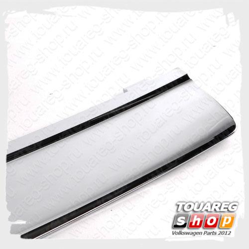Накладка заднего бампера (хром) VAG 7L68077878Z8