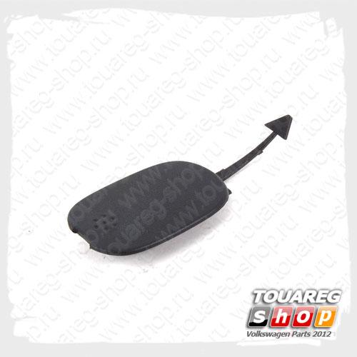 Крышка буксировочной петли заднего бампера правая VAG 7L6807450A9B9