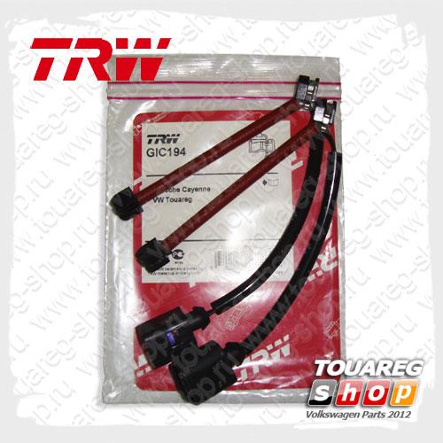 Датчик износа задних тормозных колодок TRW GIC194