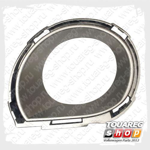 Кольцо противотуманной фары правая VAG 7L6853400A7W