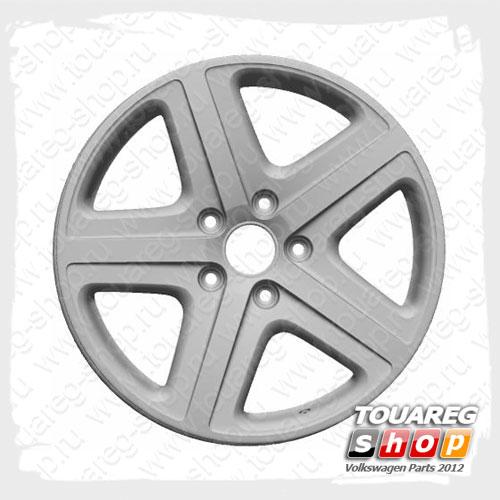 Диск колеса R19 AHTEO VAG 7L6601025DZ31