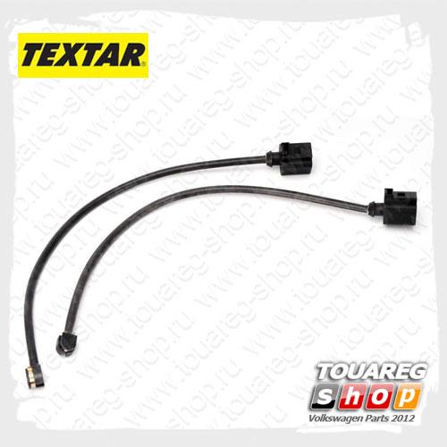 Датчик износа передних тормозных колодок Textar 98045500