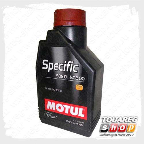 Масло моторное Motul Specific 5W40 (1л.)