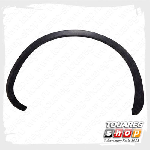 Накладка арки колеса задняя правая VAG 7P6854820B9B9
