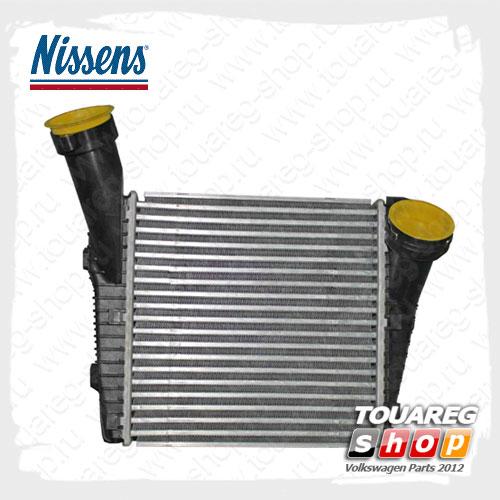 Охладитель наддува воздуха интеркулер Nissens 96688
