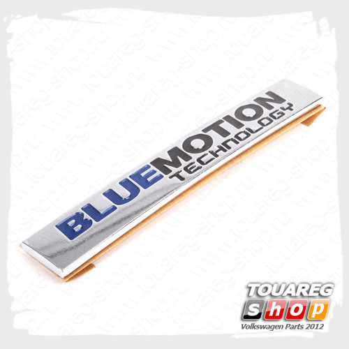 Надпись BLUEMOTION TECHNOLOGY VAG 5K0853675BCWWS