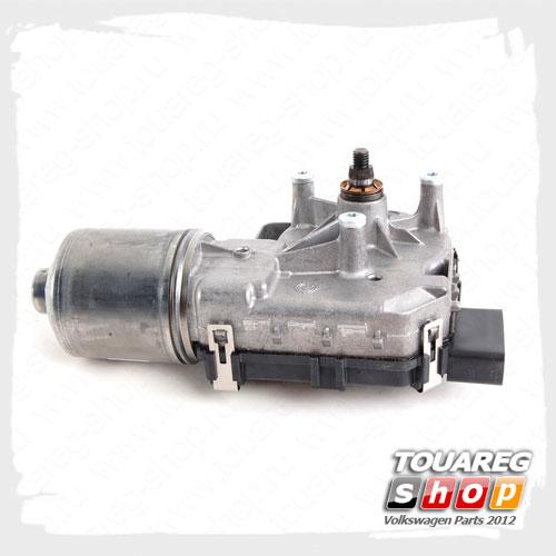 Электромотор стеклоочистителя лобового стекла VAG 7L6955119B