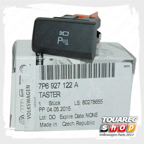 Кнопка парковочного ассистента VAG 7P6927122A