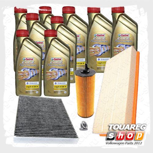 Набор ТО-1, ТО-3, ТО-5 для 3.0 TDI (225 л.с.) 1198424