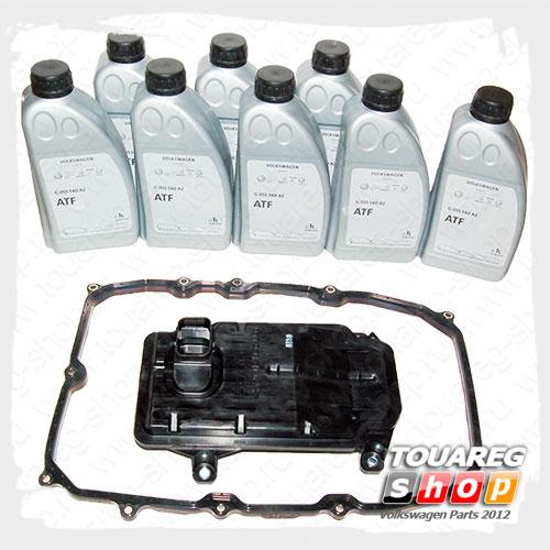 Набор для замены масла 8 АКПП VAG