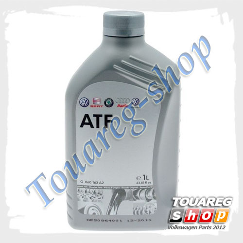 Масло трансмиссионное для АКПП ATF VAG G060162A2